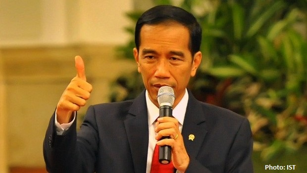 President jokowi explains the importance of indonesia infrastructure president jokowi explains the importance of indonesia infrastructure development reheart Images